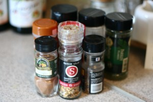 spices- before